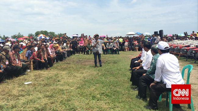 Kribo, Petani Organik yang Bikin Jokowi Takjub