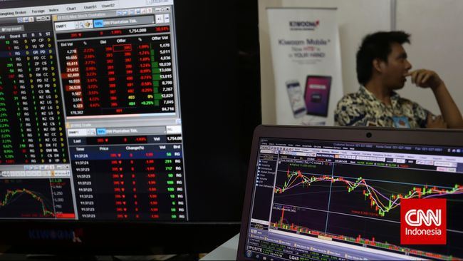 KPK Versus Polri Dinilai Tak Berpengaruh pada Ekonomi