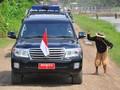 SBY Pinjam Mobil Kepresidenan Sejak 2014