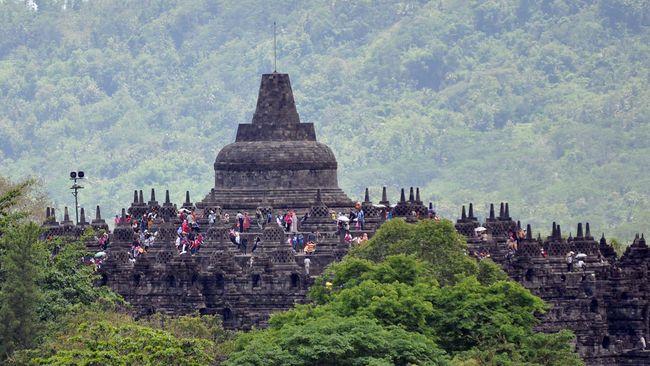Karawitan Mahasiswa Asing Meriahkan Borobudur Feast 2016