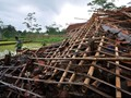Puting Beliung Rusak 177 Rumah di Kepulauan Seribu