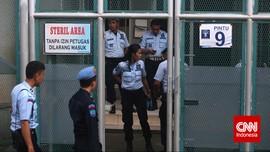 KPK Susun Daftar Napi Korupsi untuk Dipindah ke Nusakambangan