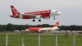 AirAsia Diberi Izin Layani Rute Penerbangan ke Amerika