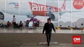 Izin Terbang AirAsia Surabaya-Singapura Masih Dibekukan