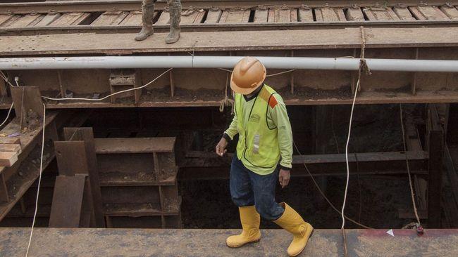 Underpass di Tujuh Stasiun KRL Ditargetkan Rampung Maret 2017