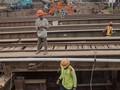 Jokowi Garap Jalur Kereta Rantau Prapat-Sawahlunto Rp 30 T