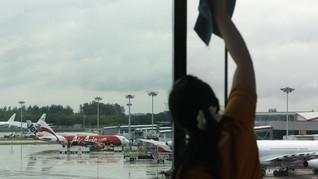 2014 Bukan Tahun Terburuk Penerbangan