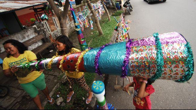 Ahok Pusatkan Pesta Tahun Baru Jakarta di Monas