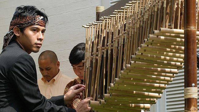 Mengandalkan Bambu Merayu Wisatawan Jepang