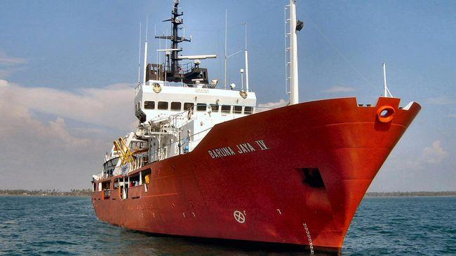 Kapal Sonar BPPT ikut Evakuasi Korban AirAsia