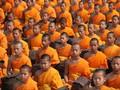 Curahan Hati Biksu Kuil Myanmar yang Terusik Turis Paparazi
