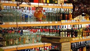 Kanada Tarik 654 Botol Vodka Berkadar 81 Persen Alkohol