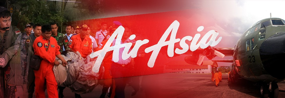 Evakuasi AirAsia dan Para Korban