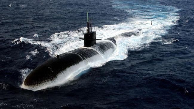 Hari Jadi Militer Korut, AS Kirim Kapal Selam Nuklir