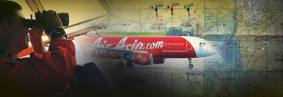 Hari Ketiga Mencari AirAsia