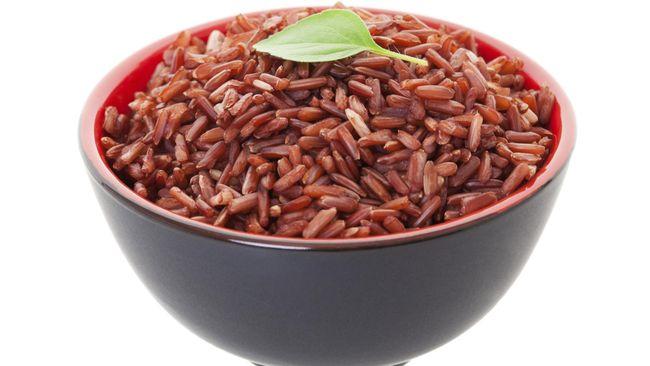 Beras Merah, Cokelat dan Hitam, Mana Paling Sehat?