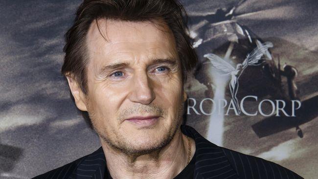 Liam Neeson Buka Gudang Senjata Pribadi di Trailer Taken 3