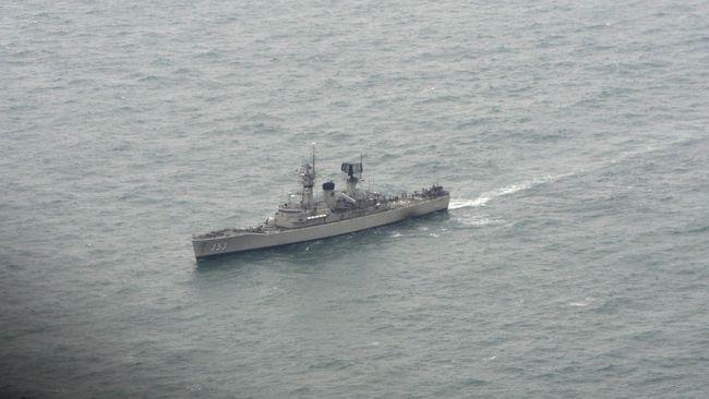 ABK Diculik Abu Sayyaf, Kapal Perang Patroli di Laut Sulawesi