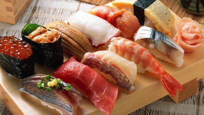 Sepuluh Masakan Aneh Jepang dengan Kenikmatan Besar