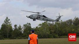 Masuk Perbatasan RI, Helikopter Malaysia Diduga Salah Arah