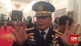 Hasil Penyelidikan TNI AU Hercules Jatuh karena 1 Mesin Mati
