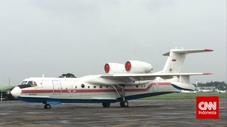 Pesawat Amfibi, Solusi Kemenhub demi Pariwisata di Pelosok