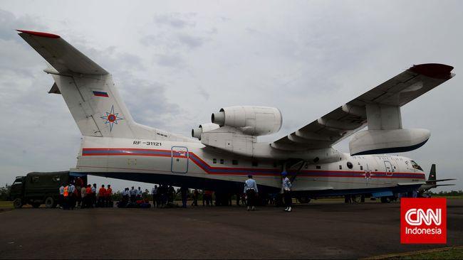 TNI AU Minta Satu Skadron Pesawat Amfibi untuk Jaga Laut