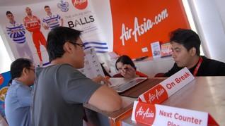 Klarifikasi Tiket Hilang, KPPU dan AirAsia Bertemu Hari Ini