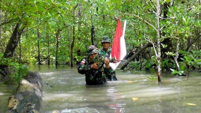 BIG dan TNI Ungkap Sejarah Konflik Pulau Sipadan RI-Malaysia