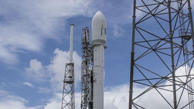 SpaceX Siapkan Misi Tandingan Google Loon dari Luar Angkasa
