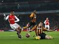 Arsenal Singkirkan Hull dari Piala FA