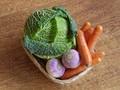 Cara Jana Parengkuan Ajarkan Anak Makan Buah dan Sayur