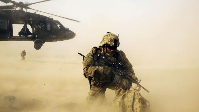 Pentagon Disebut Sembunyikan Data Perang Afghanistan