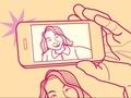 Asyik Selfie di Snapchat, Seorang Pembunuh Tertangkap