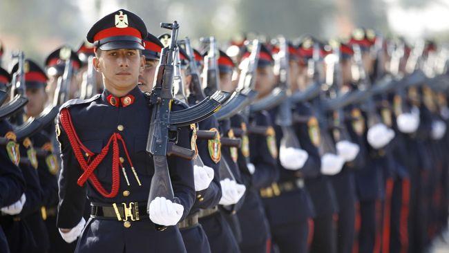 Potong Anggaran Militer, Irak Akan Rekrut 10.000 Tentara