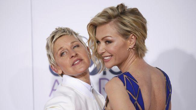 Pensiun Akting, Istri Ellen DeGeneres Mulai Berbisnis