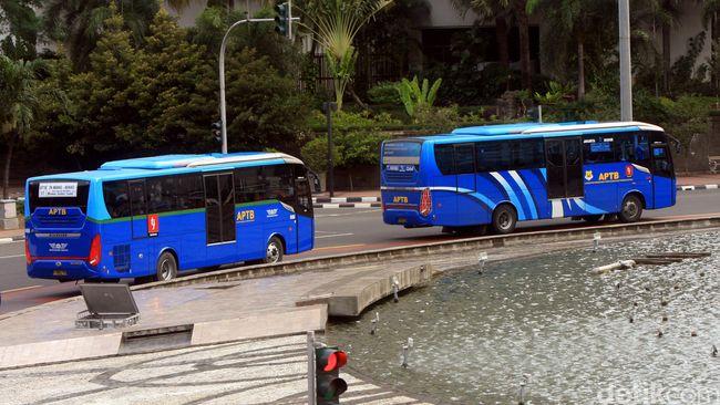APTB Diminta Tak Masuk Jakarta atau Melebur ke Transjakarta