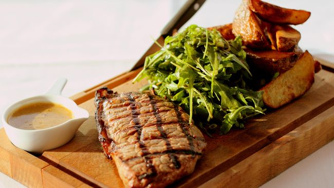 Restoran Inggris Sajikan Steak Khusus untuk Perempuan