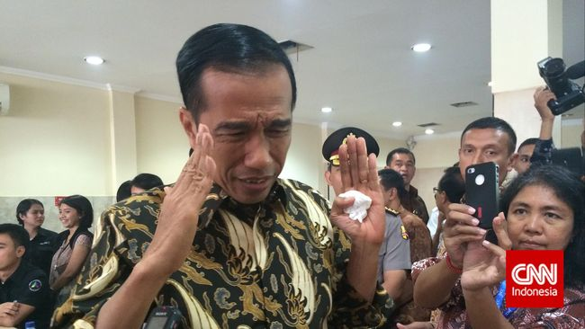 Janji di Atas Ingkar Jokowi soal Pelanggaran HAM