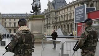 Pelaku Serangan di Museum Louvre Mengaku Tak Diperintah ISIS
