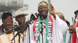Bom Mobil Nyaris Tewaskan Presiden Nigeria