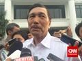 Luhut Klaim Komunikasi Jokowi dengan PDIP Tetap Baik