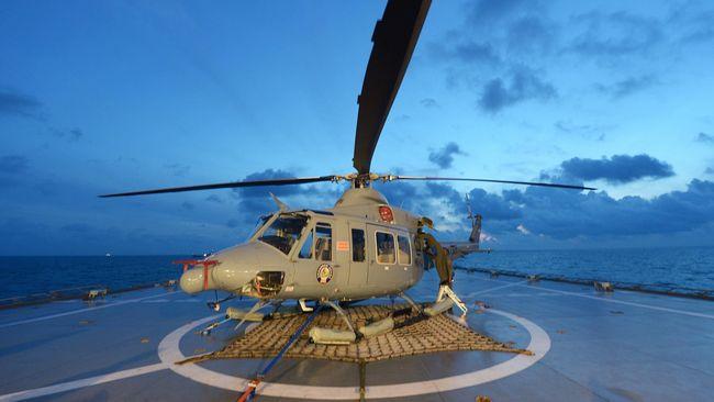 Helikopter Rombongan Pejabat Malaysia Jatuh di Selangor