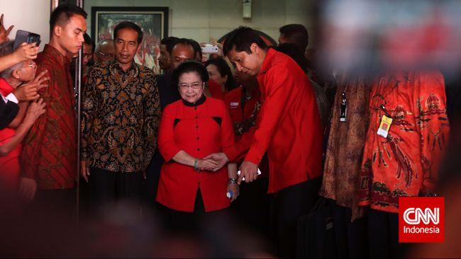 Jokowi Sempat Beri Arahan Kader PDIP soal Hoaks di Pilpres