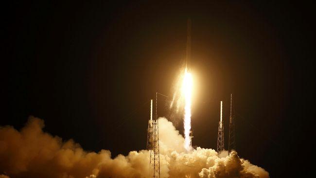 Gagal Mencapai Orbit, Zuma Satelit Mata-mata AS Jatuh