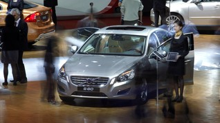 Gurita Akuisisi China di Industri Otomotif Dunia
