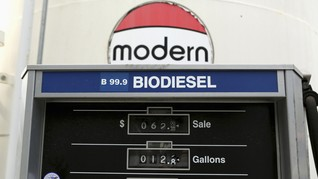 Investigasi Subsidi Ekspor Biodiesel RI oleh UE Berlanjut