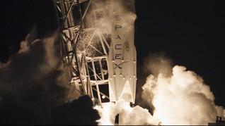 SpaceX Siap Uji Coba Terbang Crew Dragon