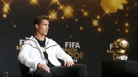 Ballon d'Or Ke-4 Ronaldo Lampaui Van Basten Hingga Cruyff