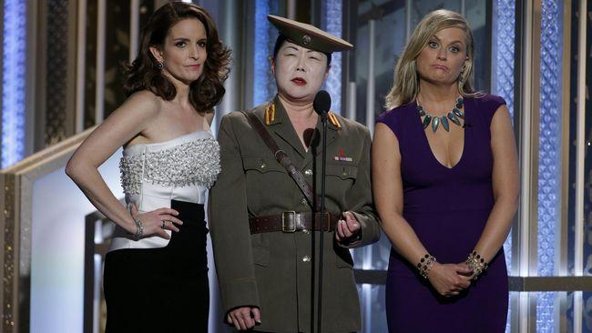 Kehebohan Kakak Beradik Tina Fey dan Amy Poehler di 'Sisters'